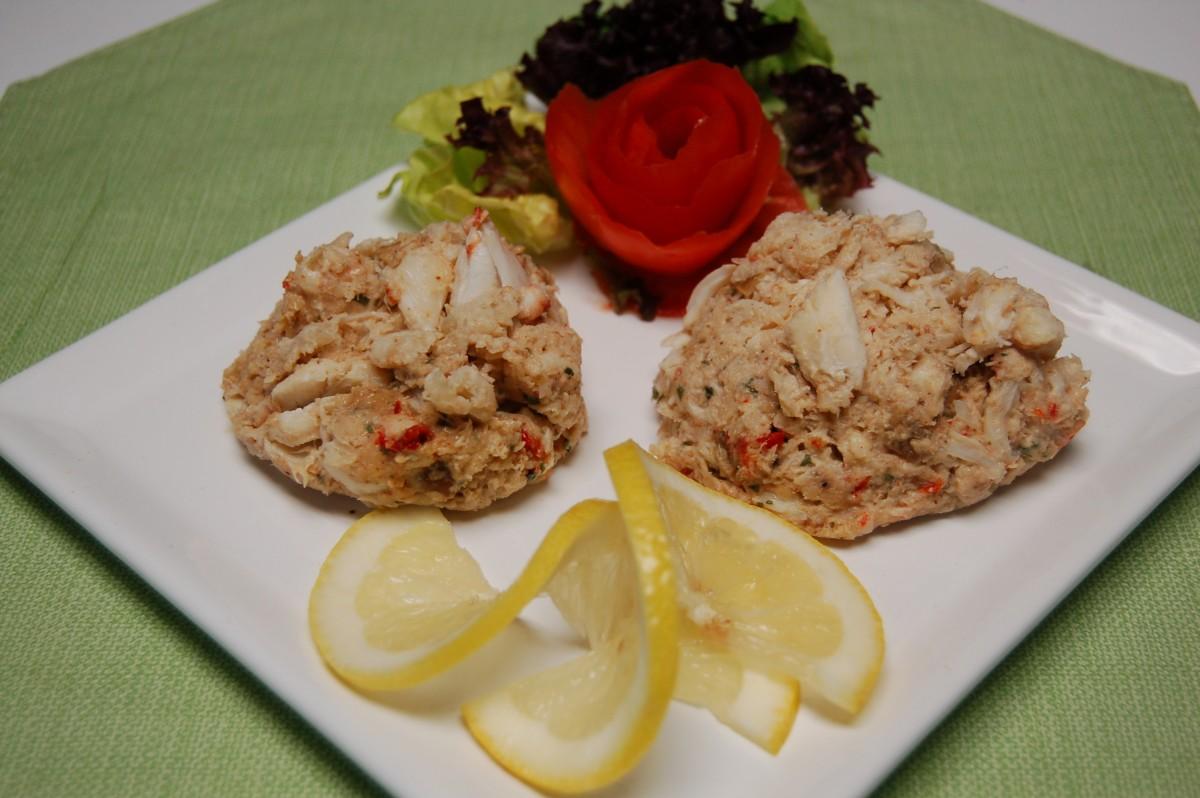 Capt Chucky S Crab Cakes