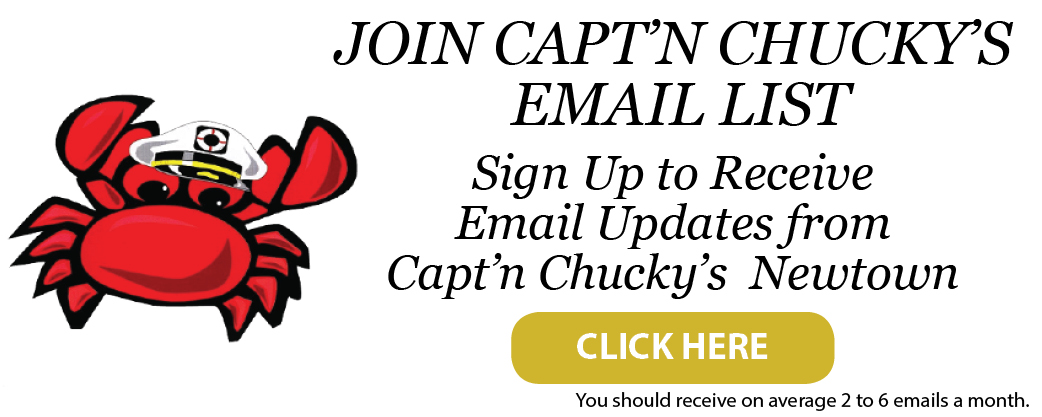 Captn Chuckys Newtown Square Email list