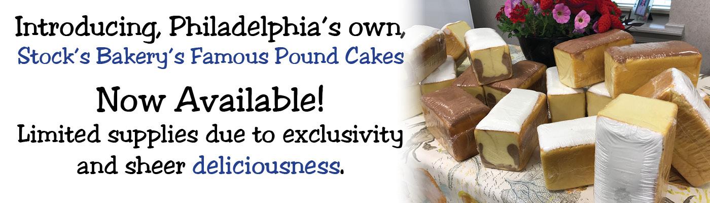 stocks bakery pound cake
