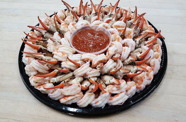 Shrimp & Crab Claw Party