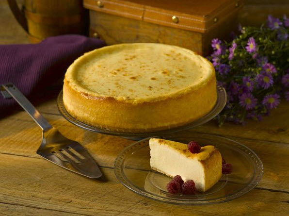 pellmans creamy cheesecake