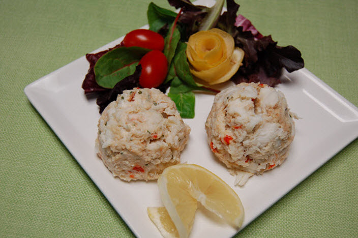 Smith Island Crab Cakes Captn chuckys Crab cake