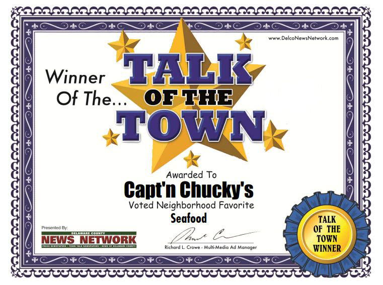 best seafood winner