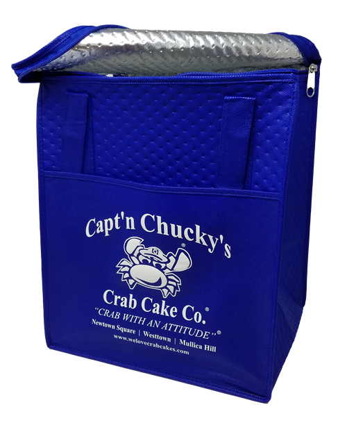 Captn chuckys thermal bags